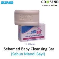 Sebamed Baby Cleansing Bar (Sabun Mandi Bayi)