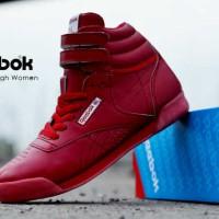 sepatu reebok high women casual sneakers 8 warna #1