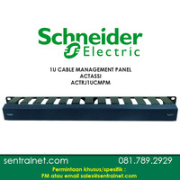 Cable Management ACTRJ1UCMPM - Schneider Actassi