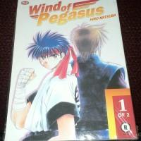 Komik Wind of Pegasus 1-2 Tamat