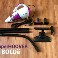 NEW COLOR !!! VACUUM CLEANER BOLDE PURPLE SUPER HOOVER WARNA UNGU BARU