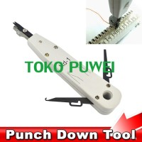 RJ45 RJ11 Cat5 Network Wirs Cable Punch Down PunchDown Impact Tool