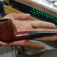 Pipa Cangklong - ESTATE Dunhill ODA 835 Root Bruyere