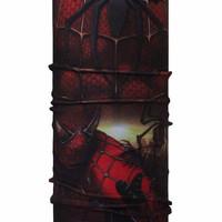 Masker CK Bandana Buff Headware Multifungsi Motif Spiderman