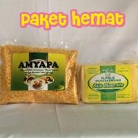 Jual PAHE keju mozarella KPBS pangalengan + Tepung Roti Murah