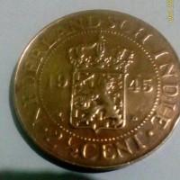 Harga Koin Kuno Belanda 1945 Hargano.com