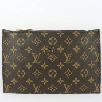 HANDBAG CLUTCH TAS TANGAN PRIA IMPORT | LOUIS VUITTON LV 831 BROWN