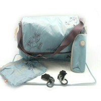 Baby Bag Set Okiedog Sidamo Cupid Ashley Blue Tas Bayi