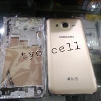 Cassing/Housing Samsung J5/J500 Ori (Gold).