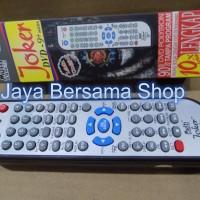 Remote Universal Joker DVD 9 + RM 99 + ID