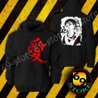 Sweater Hoodie Naruto Shippuden Gaara Terbaru Kode 69-A904