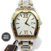 jam tangan aigner original - a48000 - aigner verona - pria - garansi