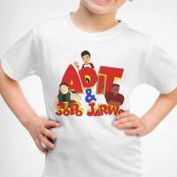 Kaos Anak/Kaos Adit Sopo & Jarwo Ajs205