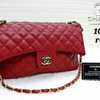 Chanel Quilted Clutch#el