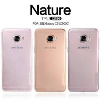 Samsung Galaxy C5 Nillkin Nature TPU 0.6mm Original 100%