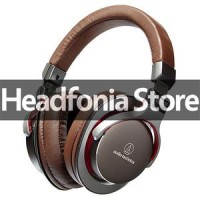 Audio-Technica ATH-MSR7 High-Res Audio Headphones - Gun Metal