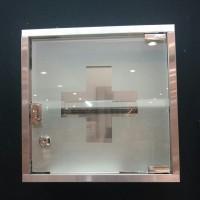 Kotak obat|lemari obat|tempat obat minimalis-silver