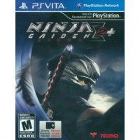 KASET GAME PLAYSTATION PS VITA NINJA GAIDEN SIGMA 2 PLUS