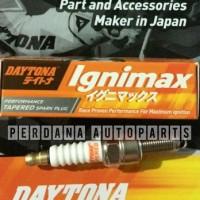 Busi Honda Supra X 125 Helm In - DAYTONA Ignimax Tapere Diskon