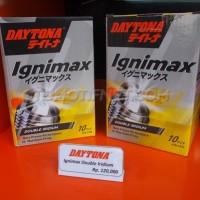 Busi Honda CB150 - DAYTONA Double Iridium 3394 Berkualitas