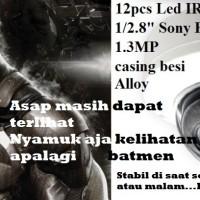 CCTV INDOOR Sony Exmor AHD 960P besi Lensa Aman acrylic
