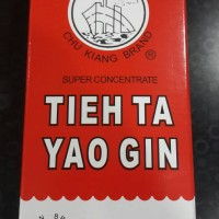 Tieh TA Yao Gin 30cc
