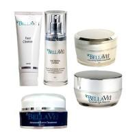 Bellavei 5 In 1 Paket Exclusive 5in1 Skin Care Anti Aging Original Usa