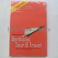 Sale !! TAKTIK CEPAT KAYA BERBISNIS TOUR & TRAVEL + DVD | Fredy Wong