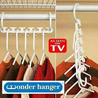 Rak Gantungan | Magic Hanger | Wonder Hanger | Gantungan Baju