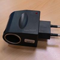 AC To DC Car Cigarette Lighter/ Accessories Socket Converter Plug 12V