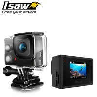 ISAW EDGE ACTION CAMERA 16MP, 4K & Full HD 60fps