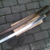 harga Pedang Samurai Shirasaya Natural Tokopedia.com