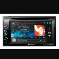 Tv Pioneer Avh X 1550 DVD / avh x 1550 / double din