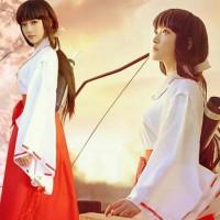 Costume Miko/Yukata/Kimono Import Taobao, cosplay,sleepwear