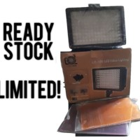 harga Limited Offer! 160 Led Lampu Studio, Lampu DSLR Tokopedia.com