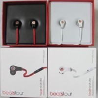 Beats Tour CT by Dr. Dre In-Ear Headphones (w/ Control Talk)