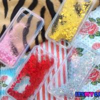 harga Water Glitter Jelly Iphone 5/5s/SE Apple Back Casing Case Pasir Hati Tokopedia.com