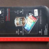 Anti Gores Kaca Dellcell Tempered Glass Screen Guard HTC E9 Plus / E9+