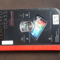 Anti Gores Kaca Kuat Dellcell Tempered Glass Screen Guard HTC M8 / M 8