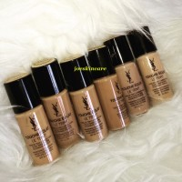 YSL Touche Eclat Le Teint Foundation 10ml Sample Tester