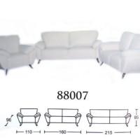 Sofa Morres Mewah Dengan 2 seater + 1 seater + 1 seater
