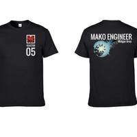 Shinra Mako Engineer T-Shirt