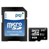 harga Memory Card Pqi Micro Sdhc 8gb With Adapter Tokopedia.com