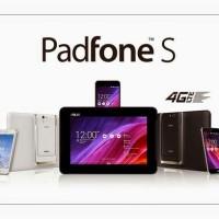 Handphone / HP Asus PadFone S+ Docking [RAM 2GB / Internal 16GB]
