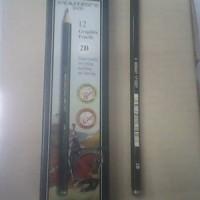DS Pencil / Pensil 2B Faber Castle