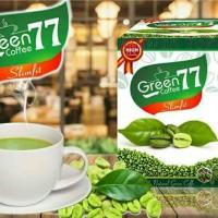 GREEN COFFEE 77 bukan Leptin green coffe 1000