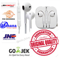 Headset handfree iphone 5 , iphone 6 original