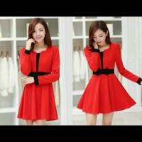 Butik online/beli baju online/jual baju online DRESS korea Promo
