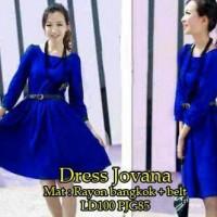 Baju online shop/pakaian wanita/toko baju Dress Korean Promo