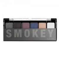NYX Smokey Eye Shadow Palette